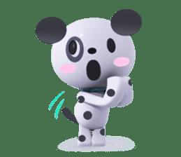 3D Dogs sticker #7604668