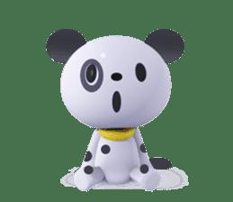 3D Dogs sticker #7604694