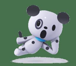 3D Dogs sticker #7604699