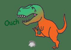 Dinosaur Heaven sticker #7606162