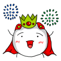 Shiratama Prince sticker #7611060