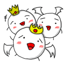 Shiratama Prince sticker #7611069