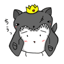 Shiratama Prince sticker #7611084
