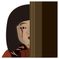 Horror Sticker 2