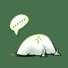 Plant Rabbit sticker #7620040