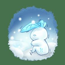 Plant Rabbit sticker #7620066
