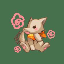 Plant Rabbit sticker #7620071