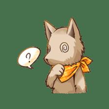 Plant Rabbit sticker #7620072
