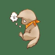 Plant Rabbit sticker #7620073