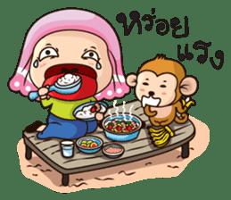 Lang Tai Ni sticker #7621236