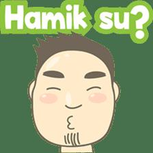 Aseng from Medan 2 ( In Hokkien ) sticker #7621653