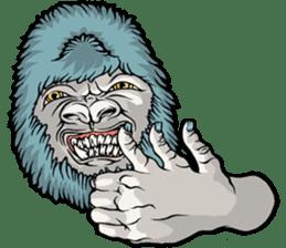 W Sunthorn's Anthropomorphic Oddities sticker #7626515