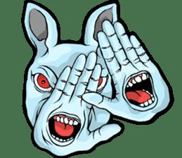 W Sunthorn's Anthropomorphic Oddities sticker #7626527
