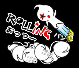 Acty -ING- sticker #7628657