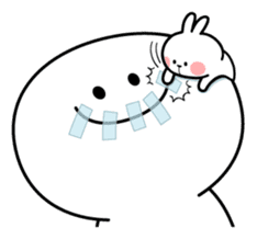"Spoiled Rabbit ""Small For You"" sticker #7649514"