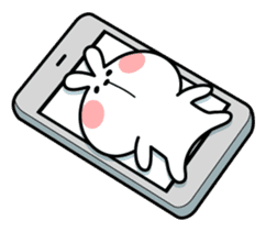 "Spoiled Rabbit ""Small For You"" sticker #7649528"