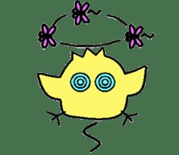 Xiaoque sticker #7661890