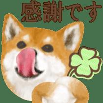As expected! Shiba Inu sticker #7672135