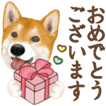 As expected! Shiba Inu sticker #7672147