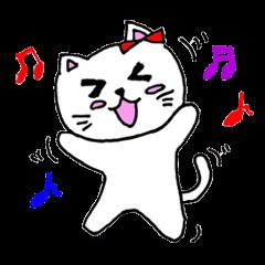 Pretty Hangul Cat
