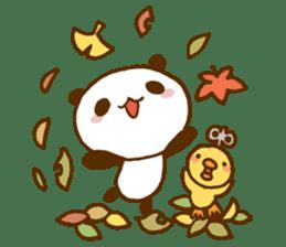 Marukyun Autumn sticker #7675516