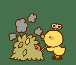 Marukyun Autumn sticker #7675532