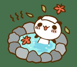 Marukyun Autumn sticker #7675542
