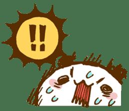 Marukyun Autumn sticker #7675544