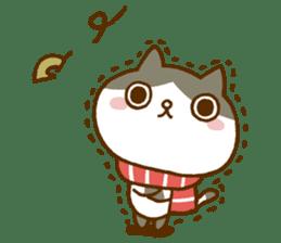 Marukyun Autumn sticker #7675548