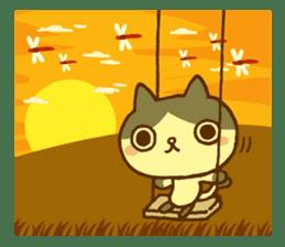 Marukyun Autumn sticker #7675554