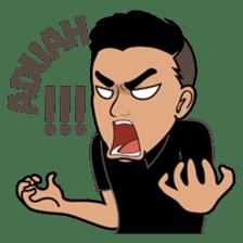 Minang Guy sticker #7675839