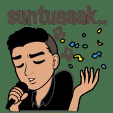 Minang Guy sticker #7675847