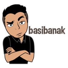 Minang Guy sticker #7675852