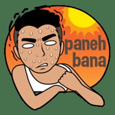 Minang Guy sticker #7675853