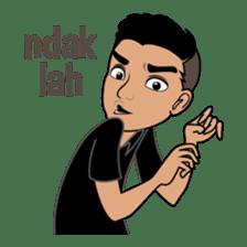 Minang Guy sticker #7675867