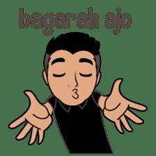 Minang Guy sticker #7675872