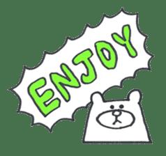 ikimonono sakebi sticker #7679401