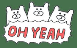 ikimonono sakebi sticker #7679403