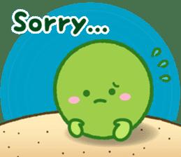 KOROKORO MARIMO(English) sticker #7682649