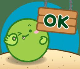 KOROKORO MARIMO(English) sticker #7682651