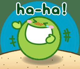 KOROKORO MARIMO(English) sticker #7682656