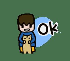 Cat-lovers sticker #7683686