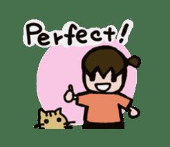 Cat-lovers sticker #7683687