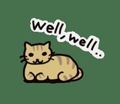 Cat-lovers sticker #7683710