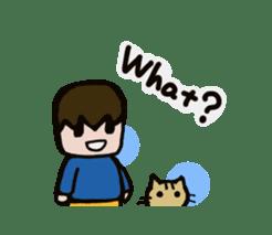 Cat-lovers sticker #7683715