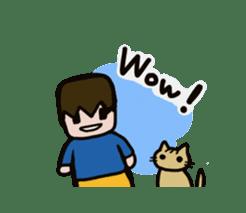 Cat-lovers sticker #7683716