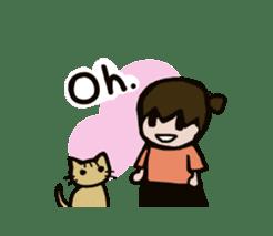 Cat-lovers sticker #7683717