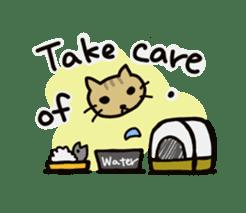 Cat-lovers sticker #7683722