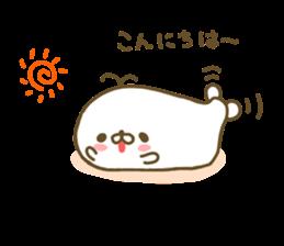 Seals Marshmallow sticker #7687381