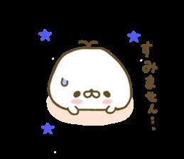 Seals Marshmallow sticker #7687382